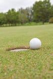 Bille de golf image stock