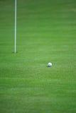 Bille de golf Photo stock