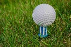 Bille de golf photos stock