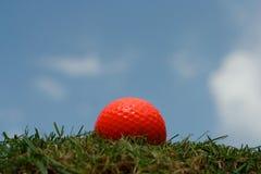 Bille de golf images libres de droits