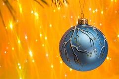 Bille de Noël. Photos stock