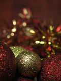 Bille de Noël Photos stock