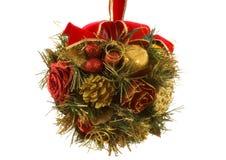 Bille de Noël images libres de droits