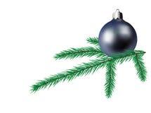 Bille de Noël Photo libre de droits