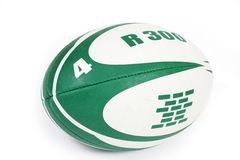 Bille de rugby Photos stock