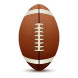 Bille de rugby Images libres de droits
