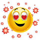 Bille de sourire Image stock