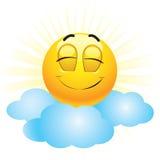 Bille de sourire Images libres de droits