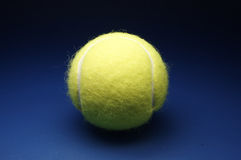 Bille de tennis - 1 image stock