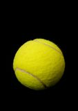 Bille de tennis Photographie stock