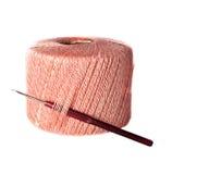 Bille des laines roses photos stock