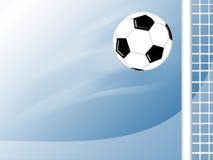 Bille du football Photographie stock libre de droits