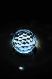 Bille en cristal Image libre de droits