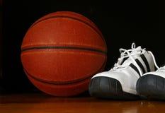 Bille et chaussures Images libres de droits