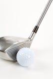 Bille et gestionnaire de golf images libres de droits
