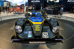 bilLe Mans race Royaltyfria Bilder