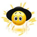 Bille souriante Photos libres de droits