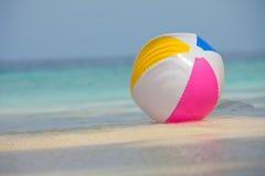Bille sur la plage photos stock