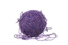 Bille violette Photographie stock libre de droits