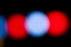 Billes abstraites de couleur Image libre de droits