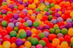 Billes colorées Photographie stock libre de droits