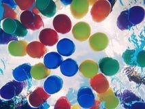 Billes colorées Photographie stock