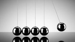Billes d'équilibre Photos libres de droits