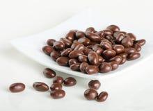 Billes de chocolat Images libres de droits