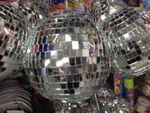 Billes de disco Image stock