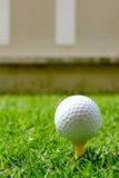 Billes de golf Photographie stock