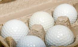 Billes de golf   Photos stock