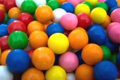 Billes de gomme Image libre de droits