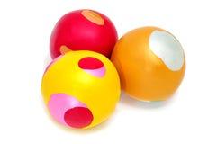 Billes de jonglerie photo libre de droits