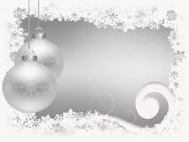 Billes de Noël Photos stock