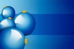 Billes de Noël, illustration de vecteur