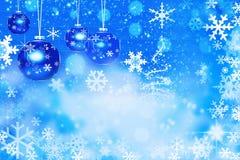 Billes de Noël, illustration libre de droits