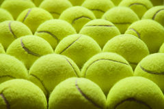Billes de tennis Image stock