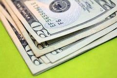billet d'un dollar 20 Images stock