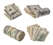 Billet d'un dollar Photos stock