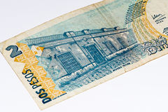 Billet de banque de currancy de l'Amérique du Sud Photos stock