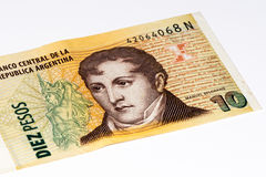 Billet de banque de currancy de l'Amérique du Sud Photo libre de droits