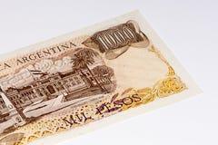 Billet de banque de currancy de l'Amérique du Sud Images libres de droits