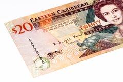 Billet de banque de currancy de l'Amérique du Sud Image stock