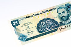 Billet de banque de currancy de l'Amérique du Sud Images stock