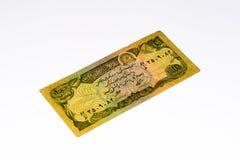 Billet de banque de Currancy de l'Asie Images stock