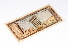 Billet de banque de Currancy de l'Asie Image stock