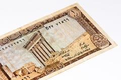 Billet de banque de Currancy de l'Asie Photo libre de droits
