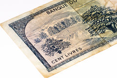 Billet de banque de Currancy de l'Asie Images libres de droits