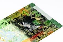 Billet de banque de Currancy de l'Asie Photos stock