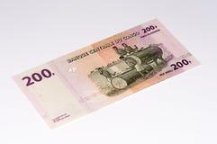 Billet de banque de devise de l'Afrique Photographie stock libre de droits
